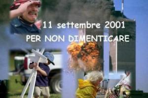 11 SETTEMBRE 2001  –   PER NON DIMENTICARE