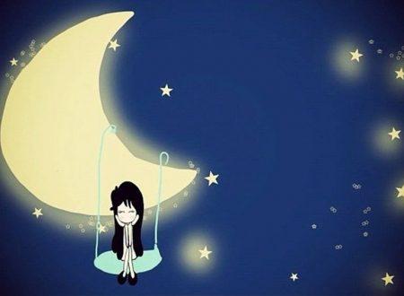 Buona notte a chi ha parlato, taciuto, amato e pianto anche oggi…